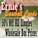 Ernie's Baseball Cards