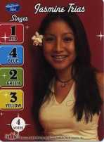 Jasmine Trias American Idol Card