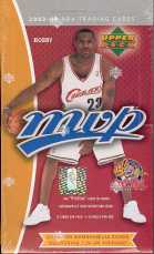 2003-04 Upper Deck  MVP Basketball