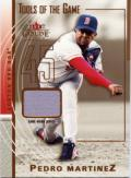 Pedro Martinez Tools of the Game Jersey