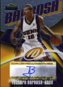 Leandro Barbosa Rookie Autograph Base Card