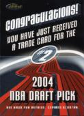 Emeka Okafor NBA Draft Redemption Card