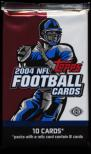 2004 Topps Football Pack