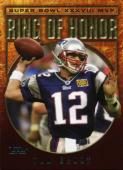 Tom Brady Ring of Honor Insert Card