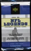 2004 Upper Deck NFL Legends Football Pack