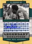 Carl Eller Legendary Signatures Card