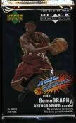 2004-05 Upper Deck Black Diamond Basketball Pack