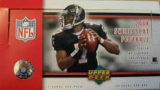 2004 Upper Deck Sweet Spot Football Box