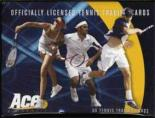 2005 Ace Authentic Debut Edition Tennis Trading Card Factory Set