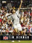 2005 Ace Authentic Debut Edition Tim Henman Rookie Card