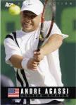 2005 Ace Authentic Debut Edition Andre Agassi Card