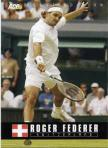 2005 Ace Authentic Debut Edition Roger Federer Card