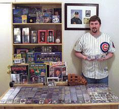 Brad Wackerlin - Ultimate Mark Grace  Collector