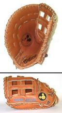Walt Disney - Mark Grace Prototype First Baseman's Mitt