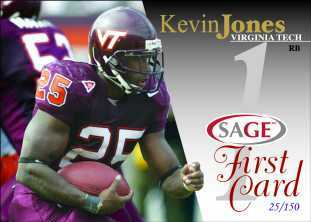 Kevin Jones Card