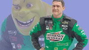 Shrek and Labonte