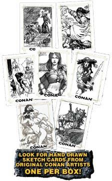 Hand-Drawn Sketch Cards