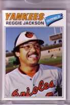 Reggie Jackson Proof