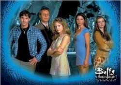 Buffy Season 1 Cast Card