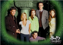 Buffy Season 2 Cast Card