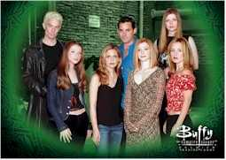 Buffy Season 6 Cast Card