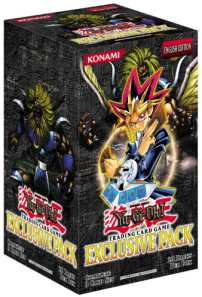 Yu-Gi-Oh! Exclusive Packaging