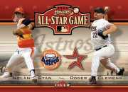 Nolan Ryan/Roger Clemens Dual Player Card