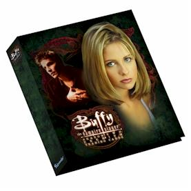 Buffy Season Two Binder