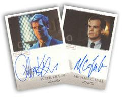 Six Feet Under Autograph Cards