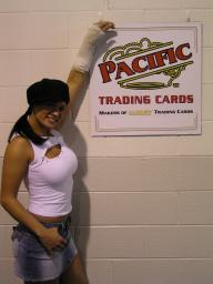 Tracy Brooks from TNA Wrestling