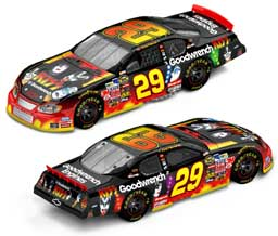 Kevin Harvick KISS Car