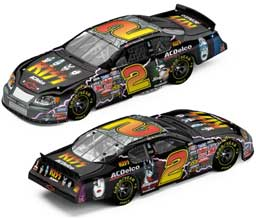 Ron Hornaday KISS Car