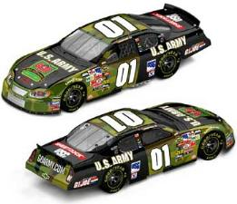 Joe Nemechek G.I. Joe Car