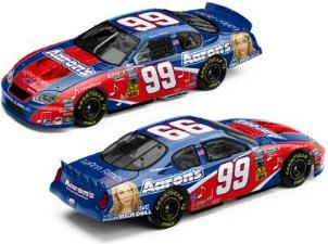 Michael Waltrip LeAnn Rimes Car
