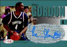 Ben Gordon Card
