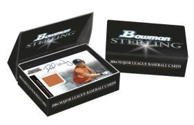 2004 Bowman Sterling Baseball Box