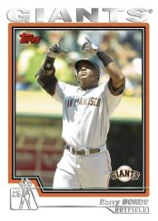 2004 Topps Barry Bonds Card