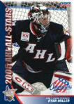 2005 AHL All-Stars Ryan Miller Card