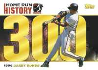 Topps Home Run History Barry Bonds Card