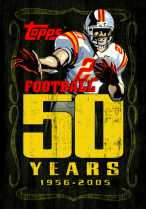 Topps Football 50th Anniversary