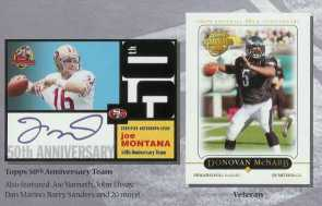 2005 Topps Football Cards