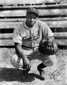 Josh Gibson Autographed Photo
