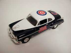 Chicago Cubs Die-Cast 1950 Oldsmobile Rocket 88 � Approximately 7.5� long