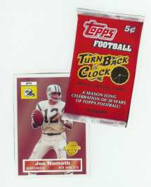 "Topps ""Turn Back the Clock"" Weekend 5� Pack"