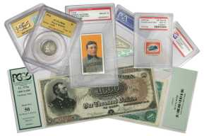 Finest Known Collectibles Certified by Collectors Universe